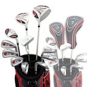 ワールドイーグル 5Z-WHITE メンズゴルフクラブ14点フルセット 4色から選べるバッグ! 右用】【送料無料】