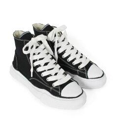 Maison MIHARA YASUHIRO 【メゾンミハラヤスヒロ】OG Sole Canvas Hicut Sneaker/A01FW701