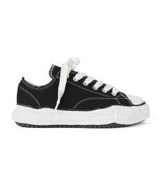 Maison MIHARA YASUHIRO 【メゾンミハラヤスヒロ】OG Sole Canvas Low Sneaker/A01FW702