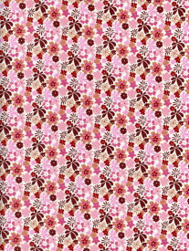 LIBERTY輸リバティプリントタナローン生地Julie's(ジュリーズ)2009年春夏柄カットクロス過去柄ピンク