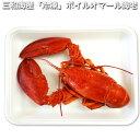 三和海産 ボイル オマール海老 約500g 2本 (合計約 1kg)
