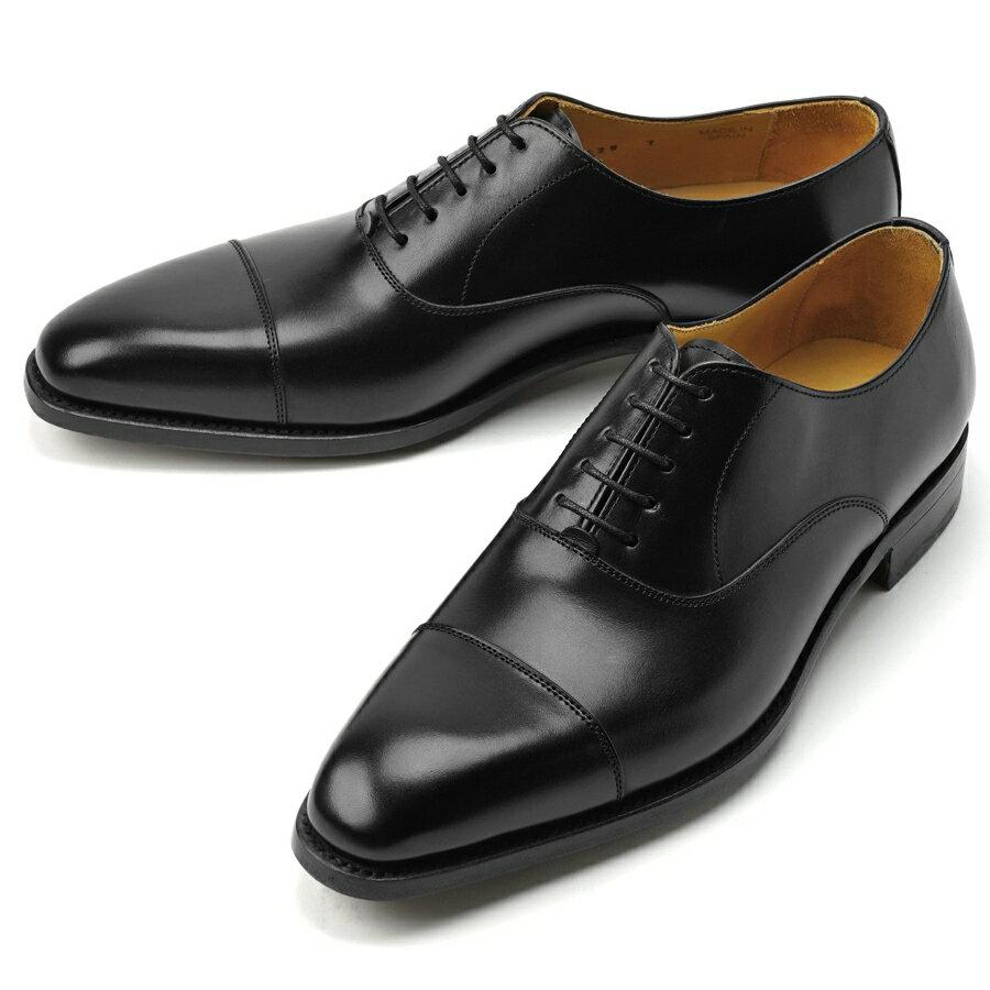 バーウィック BERWICK ストレートチップ 2428 ブラック 【サイズ交換無料】【ドレスシューズ 革靴 ビジネス メンズ インポート】