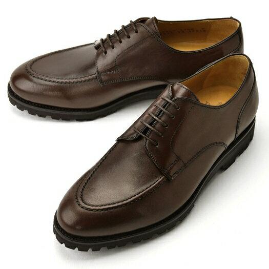 バーウィック BERWICK Uチップ 4168 ダークブラウン 【サイズ交換無料】【ドレスシューズ 革靴 ビジネス メンズ インポート】