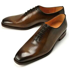 【クリアランス】コードウェイナー CORDWAINER ホールカット BOND4 ESPRESO ダークブラウン【ドレスシューズ 革靴 ビジネス メンズ インポート】