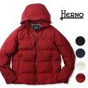 ヘルノ HERNO ダウンジャケット PI139UL ブラック ネイビー ライトグレー レッド ゴアテックス GORE-TEX 2020秋冬