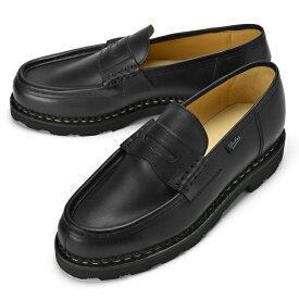 パラブーツ PARABOOT ランス REIMS ブラック LIS-NOIR カーフ ノルウィージャン製法【ドレスシューズ 革靴 ビジネスシューズ メンズ インポート】