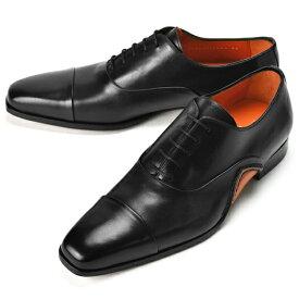 PERTINI ペルティニ オパンケ ストレートチップ 192M22770 ブラック 【ドレスシューズ 革靴 ビジネスシューズ メンズ インポート】