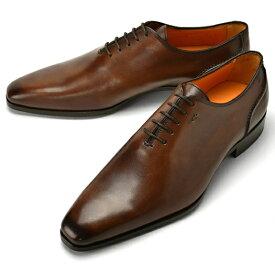 【クリアランス】PERTINI ペルティニ ホールカット 23879 ブラウン 【ドレスシューズ 革靴 ビジネス メンズ インポート】