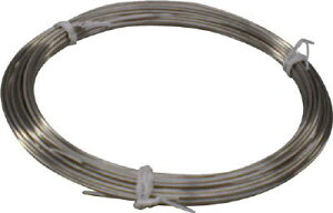 TRUSCO(トラスコ)ステンレス針金(小巻き)線径:0.3mm×長さ:15m