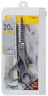 全金屬精加工蓬鬆剪刀梳子 w MB-251