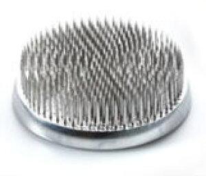 石崎剣山製作所丸剣山 Φ46mm豆大103(ゴムなし)ステンレス針