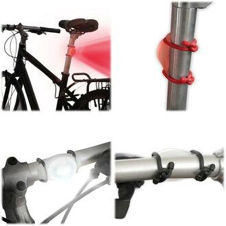 供NiteIze TWISTLIT(扭擺理特)自行車使用的LED亮紅