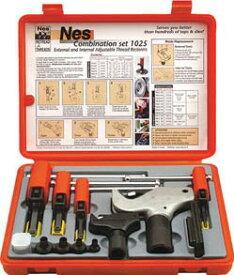 NOGA(ノガジャパン)ねじ山修正工具セット 外径4〜38、内径8〜32mmNS1025
