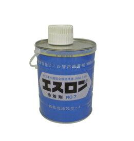 エスロン 配管用接着剤 低粘度タイプ No.75S 透明 1kg