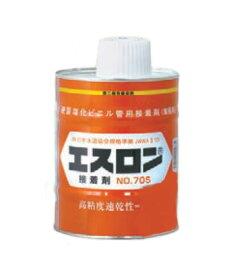 エスロン 配管用接着剤 高粘度タイプ No.70S 透明 1kg