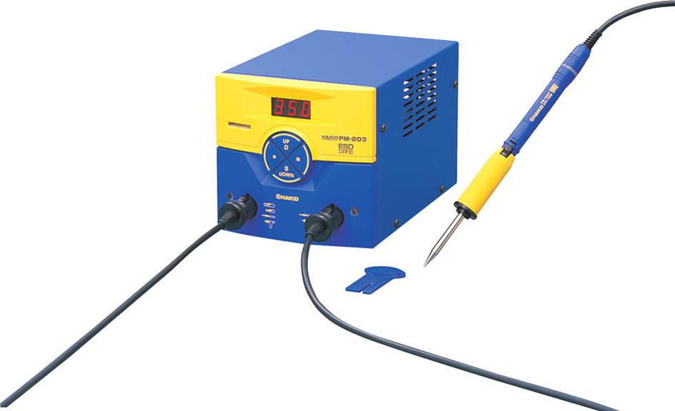 白光(HAKKO)高出力小型温調式ハンダゴテ203(鉛フリーはんだ対応)FM-203-02