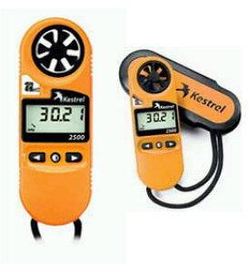 KESTREL(ケストレル) ポケット気象メーター計測器、気象計、温度計、気圧計、高度計 2500