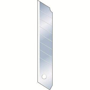 タジマカッターナイフ用替刃 大型刃 銀色 50枚入り CBL-SG50