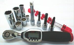 KTC電気端子用トルクレンチセット デジラチェ GEK060-R3-L プラス