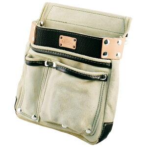 プロスター DM series デルマ革 釘袋(棟梁型)