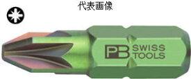 """PB SWISS TOOLS 1/4""""Hexポジドライブビット(ショート)PZ0C6-192-0"""