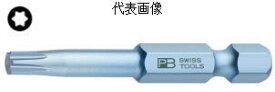 """PB SWISS TOOLS 1/4""""Hex段付ヘクスローブビット T27E6-400-27"""