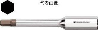"""PB SWISS TOOLS 1/4""""SQ롱 헥사곤 비트 소켓 4 V6-211-4"""