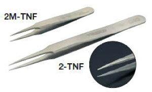 TRUSCO(トラスコ)チタン(TFN)製ピンセット 120mm 2-TNF