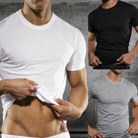 C-IN2 クルーネック Tシャツ CORE シーインツー CIN2 メンズ 男性下着 メンズ下着