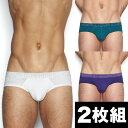 【お得な2枚組セット】 C-IN2 ブリーフ メンズ ローライズ ブリーフ ビキニブリーフ シーインツー CIN2 メンズ 男性下着 メンズ下着 パンツ プレゼント ギフト