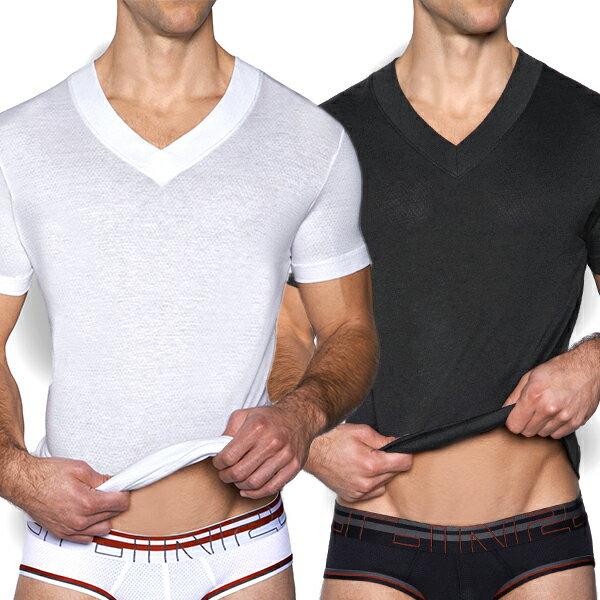 C-IN2 Vネック Tシャツ ZEN シーインツー C−IN2 CIN2 メンズ 男性下着 メンズ下着