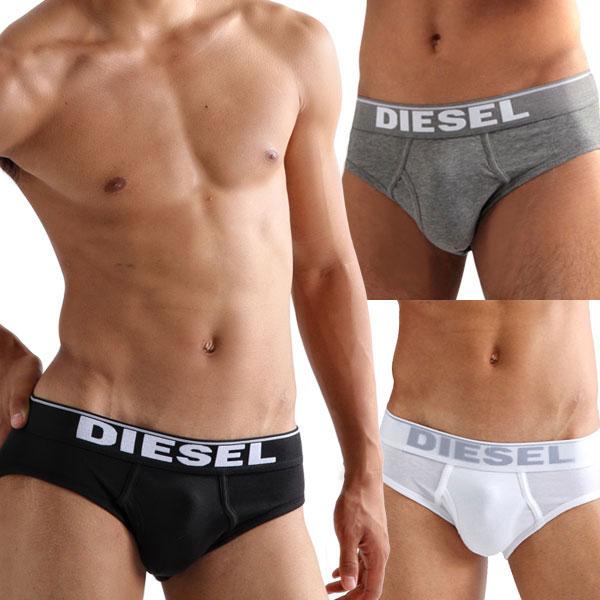 DIESEL ディーゼル ブリーフ ビキニブリーフ ローライズブリーフ BLADE BRIEF DIESEL MAXI LOGO メンズ 男性下着 メンズ下着 パンツ 【diesel ディーゼル】