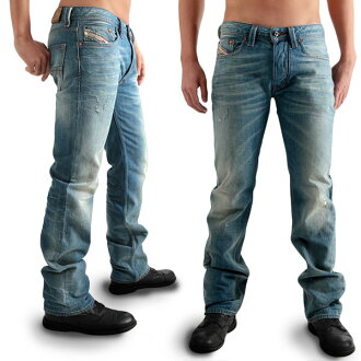 LARKEE直率的牛仔裤≪WASH 806P:REGULAR-STRAIGHT≫ ※关于特价商品退货不可[复古加工]STRAIGHT JEANS(男子的粗斜纹布)