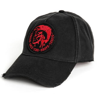 ディーゼル DIESEL キャップ 帽子 CUROMI メンズキャップ