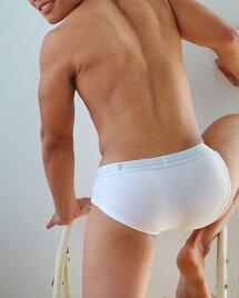 UNDERSTANDローライズブリーフ(白:White)メンズ男性下着メンズ下着パンツ無地ベーシック