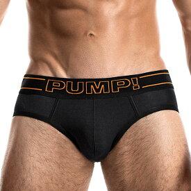 PUMP パンプ ブリーフ ビキニブリーフ ローライズブリーフ NIGHTLIGHT BRIEF PUMP! Underwear メンズ 男性下着