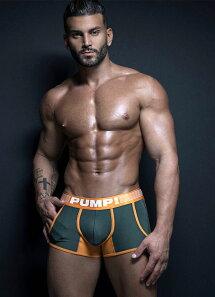 PUMPパンプボクサーパンツローライズボクサーパンツJOGGERBOXERPUMP!Underwearメンズ男性下着メンズ下着パンツボクサーパンツ