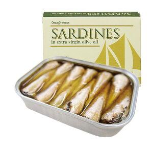 鰯缶 オイルサーディン 1缶 ★ 高級 ギフト 静岡 モンマルシェ 内祝 法要法事 出産祝い 結婚 お祝い