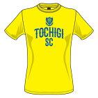 栃木SCベーシックTシャツ