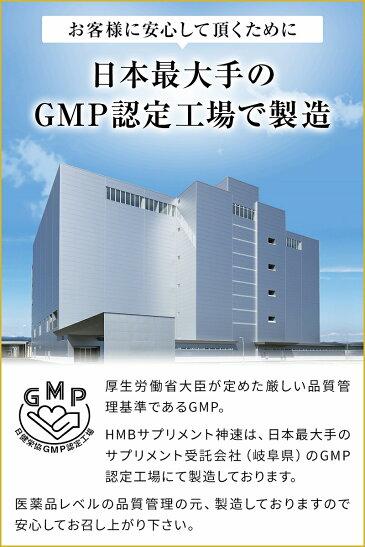 HMBサプリメント神速大容量450粒HMB90000mgクレアチン54000mg-SHINSOKU-【クリックポスト専用送料無料】