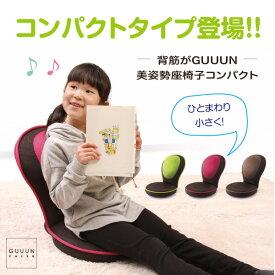 PROIDEA(プロイデア) 背筋がGUUUN美姿勢座椅子コンパクト 【送料無料】