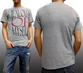 d47f34281e183 送料無料 ダーティーハリウッド メンズ Tシャツ Vネック Dirtee Hollywood Myself グレー LA セレブ Safari