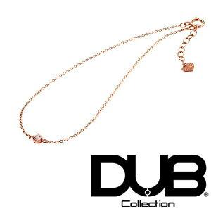 送料無料 DUB ダイヤモンド ブレスレット K10 ピンクゴールド レディース ジュエリー jp-24 ダブジュエリー シルバー アクセサリー ダブ リング 指輪 ネックレス Scawaii Safiri メンズ サファリ LEON