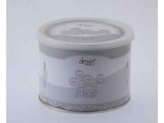 供滋味蠟脫毛使用的軟體蠟珍珠400ml