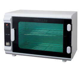紫外線 消毒器 NV-208EX ホワイト FHILIPS社製ライト採用【送料無料】
