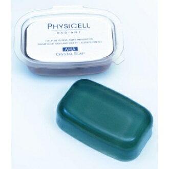 1个fijiseru AHA水晶肥皂