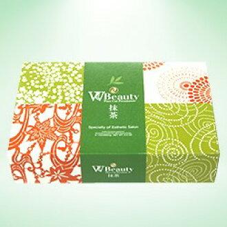 Pure cut premium powdered green tea taste