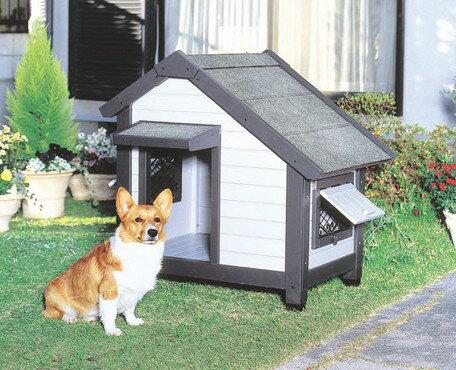 アイリスオーヤマ【ペット用品 犬舎・ハウス】コテージ犬舎 CGR-830