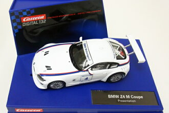 BMW Z4 M Coupe Presentation 디지털 차량1/32그 라스 로트 카 CARRERA SLOT CAR DEGITAL