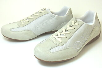 09 OMP STILE /-style driving shoes beige (ORC3401011)